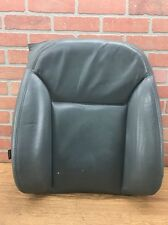 04-10 SAAB 9-3 93 CONVERTIBLE UPPER SEAT SKIN LEATHER PASSENGER FRONT RIGHT