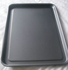 Heavy Duty Non Stick Baking Sheet Metal Large Biscuit oven Tray 41 x 30 x 2cm