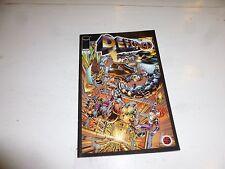 DEFCON 4 Comic - Vol 1 - No 2 - Date 02/1996 - Image Comics