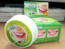 HERBAL CLOVE TOOTHPASTE 25G GREEN HERB ORIGINAL DARK CLEAN TEETH FREE SHIPPING