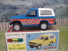 1/40 Diapet (Japan) Nissan  safari 4 WD