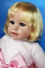 "ADORA ""SPREADING LOVE & JOY"" 20"" BABY GIRL DOLL BLONDE/BLUE EYES #981295"