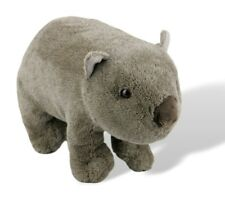 NEW PLUSH SOFT TOY Wild Republic Cuddlekins Australian Native Wombat 30cm