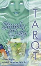 Simply Deep Tarot by Chanel Bayless (2012, Mixed Media)