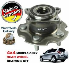 FOR TOYOTA RAV 4 2.0  D4D 2005  2009 NEW REAR WHEEL BEARING KIT FOR 4X4 VEHICLE