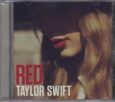 TAYLOR SWIFT - RED - CD - NEW -