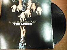 33 RPM Vinyl The Seven The Song Is Sung-The Album Is Album Thunderbird 040715SM