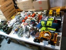 HUGE VINTAGE 1980's GI JOE LOT Action Figures VEHICLES & Accessories RARE L@@K!