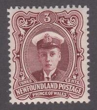 Newfoundland 1911 #106 Royal Family Issue (Prince of Wales) VF MH