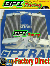 Aluminum radiator for Honda CRF250X CRF 250X 2010-2013 2012 10 11 12 13