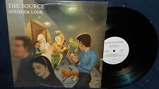 "The Source ""Another Look"" LP with insert Canada Insert"