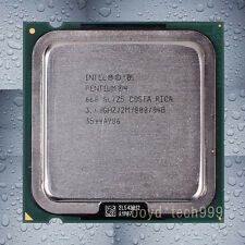Intel Pentium 4 660 CPU Processor 3.6 GHz 800 MHz LGA 775/Socket T