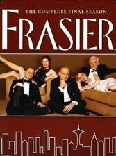 Brand New DVD Frasier The Complete Final Season Kelsey Grammar David Hyde Pierce