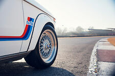 BMW 2002 1602 1802 TURBO ZIERSTREIFEN Side Stripes