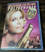 Police Woman: Second Season (DVD 2012, 6-Disc Set) Shout Factory Angie Dickinson