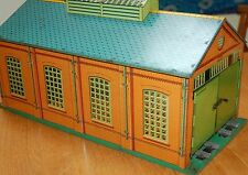 HORNBY SERIES O GAUGE No 2A DOUBLE ENGINE SHED C/W