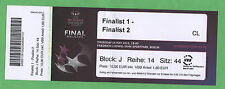 Orig.Ticket   Womans Ch.League 14/15  FINALE  1.FFC FRANKFURT - PARIS St.GERMAIN