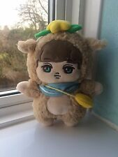 KPOP EXO 엑소 Kai 카이 Jongin 종인 Cute Kawaii 20cm Plushie Doll