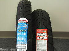 "TWO TIRE SET MOTORCYCLE TIRES 90/100-21 FRONT 130/90-16 REAR  K657  21"" 16"""