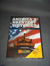 History Channel - Americas Greatest Victories - Eisenhower on D-Day DVD