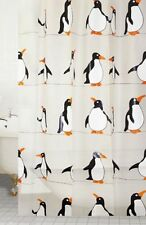 Penquin Design Peva Shower Curtain 180 X 180cm