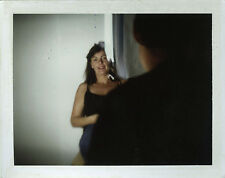 PHOTO ANCIENNE - VINTAGE SNAPSHOT - FEMME MODE POLAROID POLA - WOMAN FASHION 12