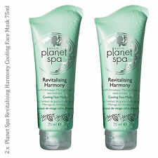 2 x Avon Planet Spa Revitalising Harmony Cooling Face Mask 75ml (RRP £7.70)