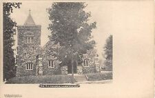 c.1905 RC Church Warwick NY post card Orange county Roman Catholic