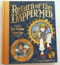 NEW SIGNED The Return of the Dapper Men Special Edition Jim McCann & Janet Lee