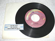 "Whispers, The ""In The Raw / Love Is Where You Find It"" 45 RPM,7"", +Jukebox Strip"