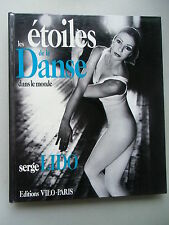 Les de la Danse etoiles dans le monde Serge Lido 1975 Tanz Ballett