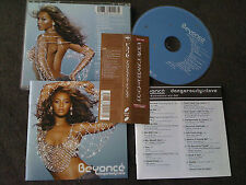 BEYONCE / dangerously in love / JAPAN LTD CD OBI