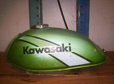 KAWASAKI KM100 FUEL TANK OEM KM 100 GAS CAP 1977 1978 1979 1980 1981 76  08/24