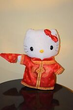Hello Kitty McDonald's Plush Chinese Wedding 1999 Not Complete Loose