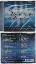 CD--NM-SEALED-VARIOUS -2007- - DOPPEL-CD -- TRANCE VOICES VOL.24