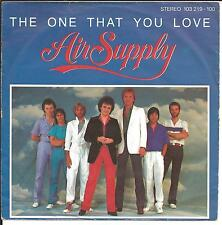 Arista Single AIR SUPPLY The One That You Love