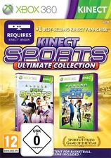 XBOX 360 Spiel Kinect Sports Ultimate Collection 1 + 2 NEU&OVP Paketversand