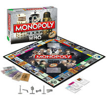 *NEW IN BOX* Dr Doctor Who 50th Anniversary MONOPOLY Board Game - 8 years plus