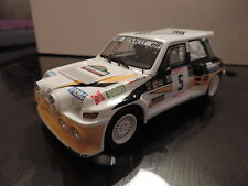 RENAULT MAXI 5 TURBO Guarrigues 86 R5 MAXI TURBO 1/18 OTTO OTTOMOBILE OTTOMODELS