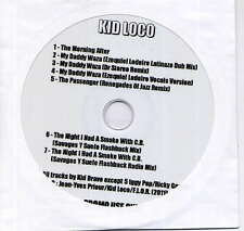 KID LOCO - rare CD Single - France - Acetate