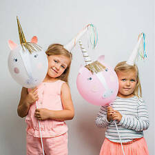 Unicorn Balloon Kit is the perfect birthday Party Supply