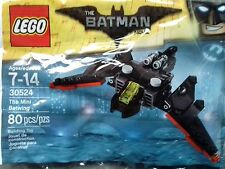 Lego The Batman Movie. Le Mini Batwing 30524 Polybag tout neuf emballé