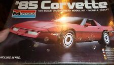 MONOGRAM 1985 CORVETTE COUPE Model Car Mountain KIT 1/24 FS