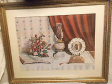 """FRED THRASHER ARTIST PROOF """"SPECIAL MEMORIES"""" PENCIL SIGNED AND DATED 1989"""
