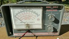 Vintage Accurate Instrument engine dwell angle  & tachometer