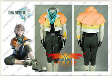 Free Shipping Final Fantasy XIII FF Hope Estheim Cosplay Costume