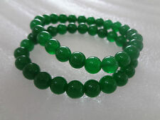 Green Jade Bracelet 8 MM