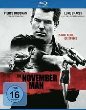 PIERCE BROSNAN/+  - THE NOVEMBER MAN - ES GIBT KEINE EX-SPIONE  BLU-RAY NEU