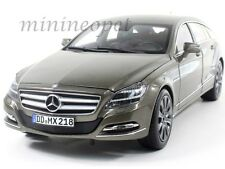 NOREV 183549 2012 MERCEDES BENZ CLS 500 SHOOTING BRAKE WAGON 1/18 INDIUM GREY