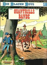Die blauen Boys 18 Quantrills Bande Raoul Cauvin Willy Lambil FUNNY WESTERN